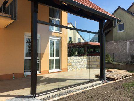 Glasschiebeelemente in Boxdorf