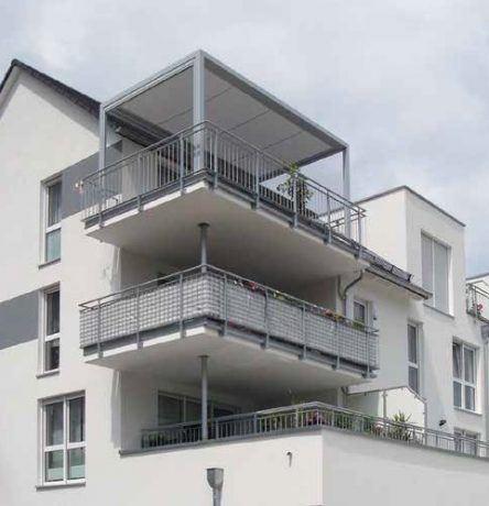 Balkon Sonnenschutz Und Balkon Markise Schatteria