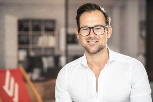 Hendrik Emmert, Geschäftsführer Schatteria GmbH